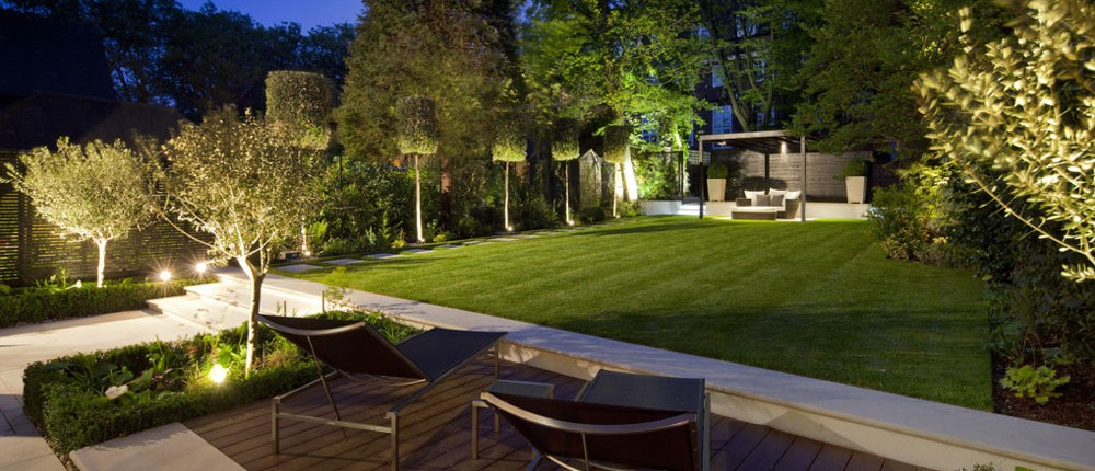 Easigrass Artificial Grass Lighting